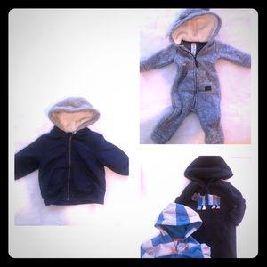 Baby Boy Winter Bundle